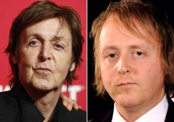 A 38 éves James McCartney pár éve nyilatkozta a BBC-nek, hogy szívesen összeállna a többi Beatles-fiúval. Mi támogatjuk az ötletet!