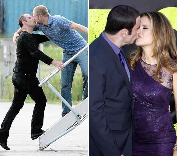 Időről időre kiáll a nyilvánosság elé valamelyik múltbéli férfi szeretője, lerántva a leplet titkos életéről, azonban ő makacsul tagad. Habár már férfival csókolózva is lekapták, felesége ennek ellenére kitart mellette.
