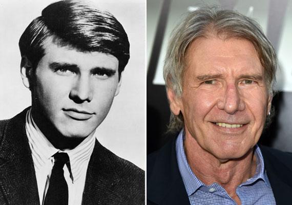 Harrison Ford legismertebb szerepei a vagány, cinikus űrpilóta, Han Solo az eredeti Csillagok háborúja trilógiában, illetve a kalandvágyó régészprofesszor, dr. Henry Indiana Jones Jr. az Indiana Jones filmsorozatban. A '70-es években Steven Spielberg figyelt fel az ácsként dolgozó férfira, majd meggyőzte Lucast, adja neki Han Solo szerepét.