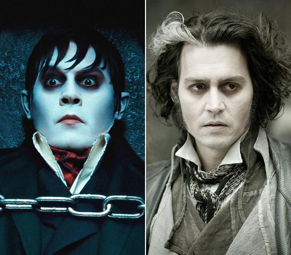 A nézőknek nem jött be a 2012-es Éjsötét árnyék, amelyben egy kissé sótlan vámpírt alakít. A Sweeney Toddban viszont bebizonyíthatta, hogy még énekelni is tud, meg is kapta érte 2008-ban a Golden Globe-ot, és Oscarra is jelölték.