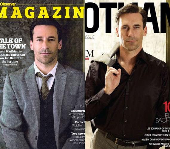 2010 őszén alig tudott eleget tenni a felkéréseknek: szeptemberben a The Observer, októberben a Gotham magazin címlapján szerepelt.