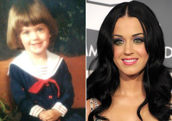 Katy Perry, amikor még csakKaty Hudsonként ismerték.