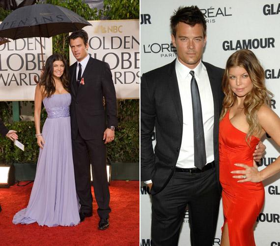 Fergie és Duhamel 2004-ben ismerkedtek meg, az esküvőre pedig öt év múlva került sor.
