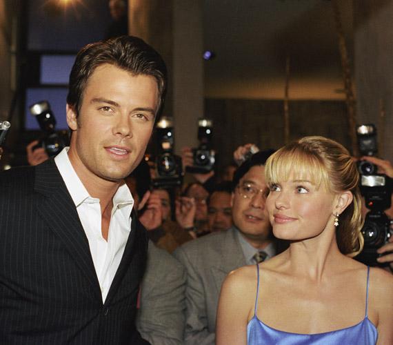 A Nyerj egy randit Tad Hamiltonnal! című film főszerepében, a bájos Kate Bosworth-szel.