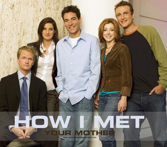 Az eredeti címén How I Met Your Mother című, Emmyvel kitüntetett sorozatnak hazánkban is nagy rajongótábora van.