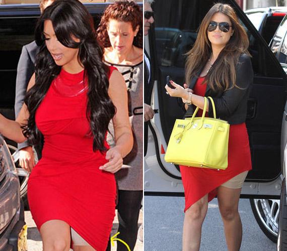 A Kardashian-lányok is előszeretettel használják a spanxot.
