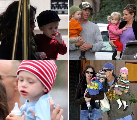 Julia Roberts A mexikói forgatásán szeretett bele az operatőr Daniel Moderbe, aki akkor még házas volt. A férfi elvált, majd 2002 júliusában elvette a Micsoda nő! sztárját. A kislány már kisbabaként anyjára hasonlított.