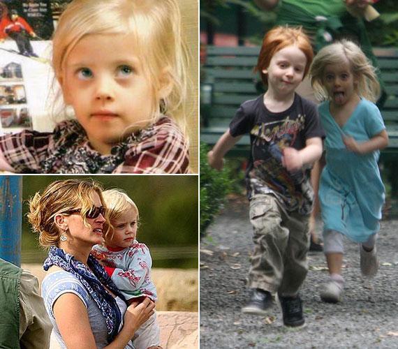 Az angyali tekintet csalóka, Hazel ikertestvérével, Phinnaeusszal igazán eleven kisgyerek volt.