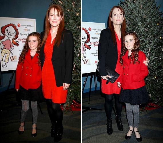 A színésznő 1996-ban ismerkedett meg második férjével, Bart Freundlichhal, a párnak két közös gyermeke született: a kilencéves Liv és a 14 éves Caleb.
