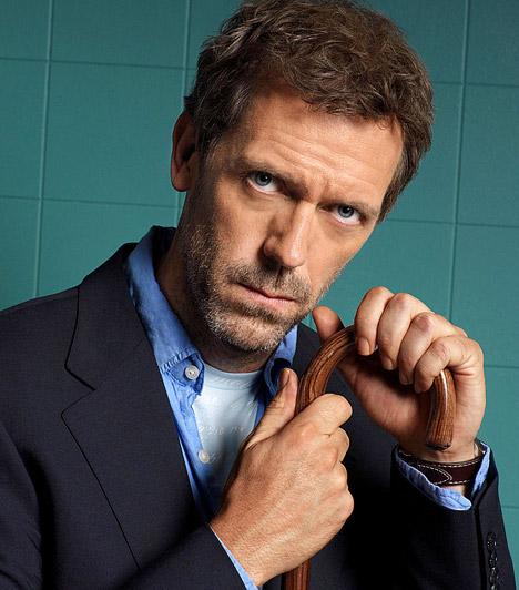 Hugh Laurie  Az angol színészt a nagyközönség elsősorban a Doktor House különc orvosaként ismeri, ám a komédiák világa is közel áll hozzá, pályája kezdetén Stephen Fry-jal alkottak sikeres párost az Egy kis Fry & Laurie című sorozatban. Hugh Laurie 1959. június 11-én született.  Kapcsolódó sztárlexikon: Ilyen volt, ilyen lett: Hugh Laurie »