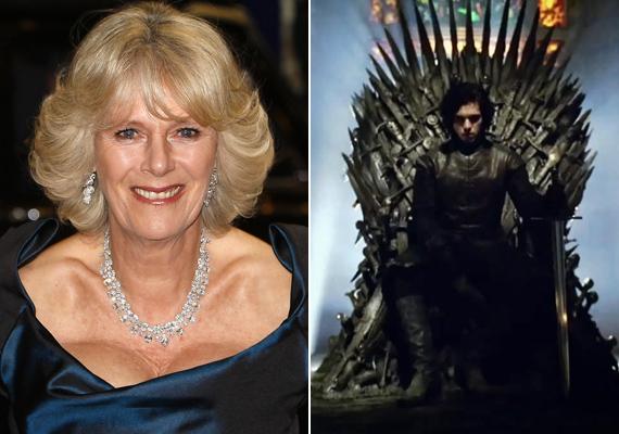 - Beismerem, igazi függő vagyok. Nem szeretek kihagyni egy részt sem a sorozatból, annyira izgalmas! - lelkendezett Károly herceg felesége a lapnak.