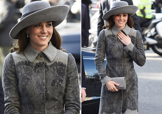 """""""Első blikkre azt hittem, Carole Middletont látom. Az anyja lassan jobban néz ki, mint a hercegné"""" - szintén egy rosszindulatú kommentáló hozzászólása."""