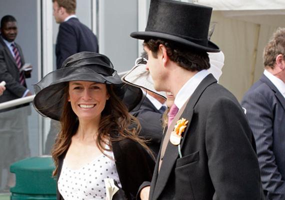 A hercegi pár még az esküvőjükre is meghívta Katalin exét.