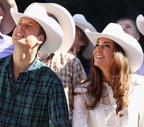 Katalin és Vilmos herceg együtt ünnepelték a Kanada-napot, amikor esküvő utáni turnéjuk részeként megálltak Kanadában.