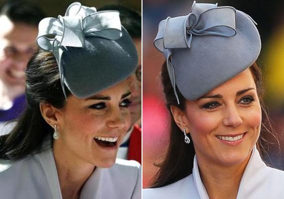"""""""Mintha egy kisgyerek homokozólapátjára masnit tettek volna. Miért vette fel ezt a kalapot? Biztosan a királynő erőltette rá"""" - írták a fotójához."""