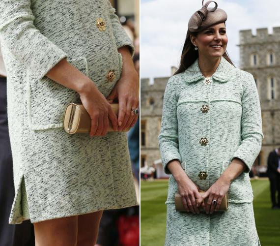 A most a hatodik hónapban lévő hercegné és férje egyelőre titkolja a baba nemét.
