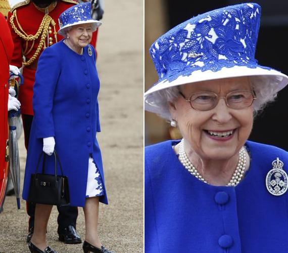 A királynő most ünnepelte hivatalosan a 87. születésnapját.