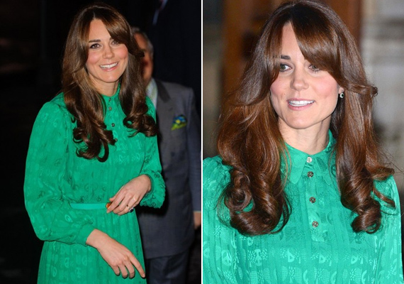 Katalin hercegné sok negatív kritikát kapott az új frizurája miatt. Néhány hónapja úgy döntött, frufrut vágat, azonban ez nem nyerte el mindenki tetszését, még gúnynevet is aggattak rá miatta.