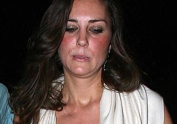 Ritkán találni ilyen rossz fotót róla! Itt még csak egyszerűen Kate Middleton volt, Vilmossal ekkor kezdték a randevúzást.