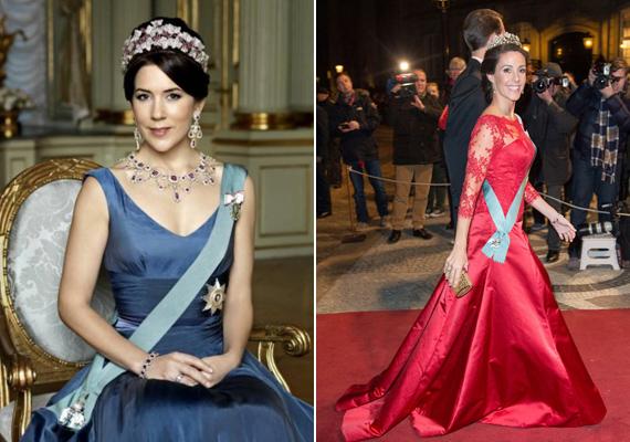 Mária svéd koronahercegnőt tartották a legstílusosabbnak a magazin szavazói. Megértjük, miért kapta meg a szavazatok 30%-át, Mária csodásan fest bármiben, amit felvesz.
