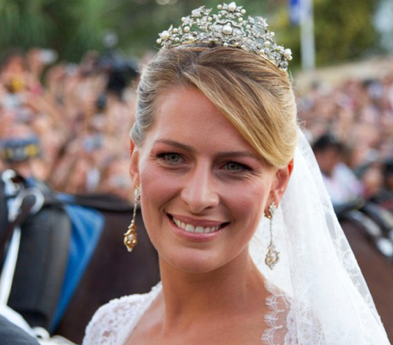 Miklós görög herceg felesége, Tatiana a Georgetowni Egyetemen szerzett diplomát szociológiából, majd rendezvényszervezőként helyezkedett el.