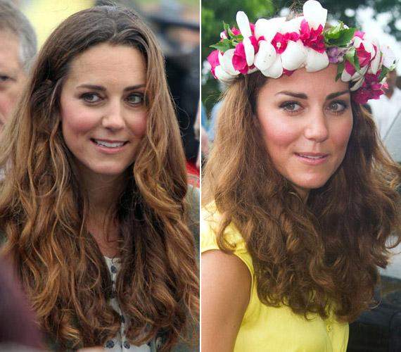 Eredetileg göndör lenne a hercegnő haja, ám állítólag a királynő kijelentette, így túl csapzottnak, ápolatlannak néz ki, ezért mindig beszárítják a haját.