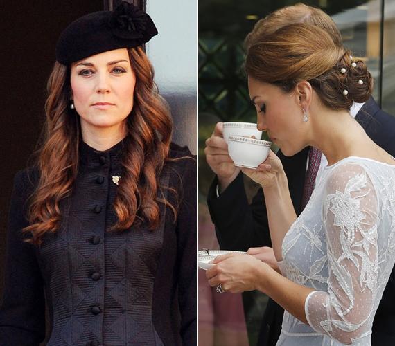 A hercegnő a vaskos loknikat is szereti, amely bájos, babás arcát még szebbé teszi. Ennél már csak a konty áll neki jobban, amely elegáns és romantikus külsőt kölcsönöz a számára.