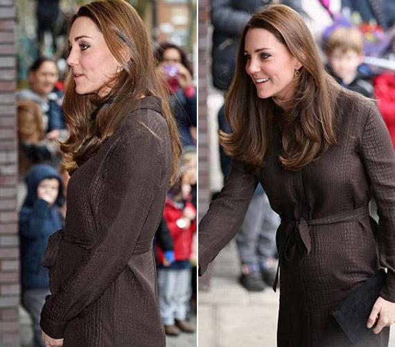 Ez a ruhája az olcsóbbak közé való, 50 fontért - 21 ezer forint - meg lehet venni.