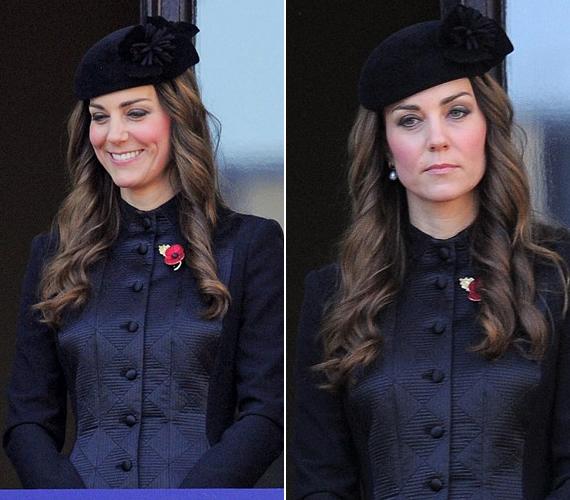György herceg már négy hónapos, így Katalin is mind többet jelenik meg nyilvános eseményeken.