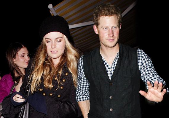 Harry és Cressida ma már csak barátok.