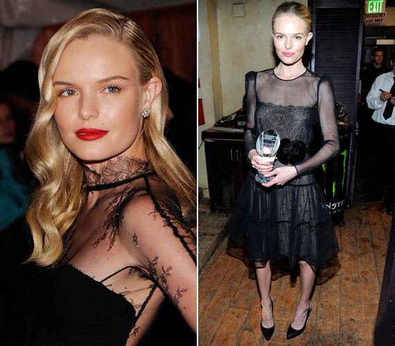Kate Bosworth általában szereti a kihívó, illetve sokat sejtető ruhákat.