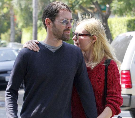 A pár nagy valószínűség szerint a Jack Kerouac regényéből készült Big Sur című film forgatásán melegedett össze, amelynek rendezője Michael Polish.