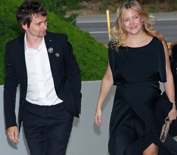 Matthew Bellamyval 2010 tavaszán jöttek össze, és bár nem tervezték a bébit, mindketten nagyon örültek a gólyahírnek.