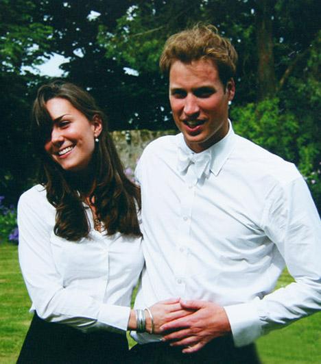Barátságnak indult  Kate és Vilmos 2001-ben találkoztak először, amikor beiratkoztak a St. Andrews Egyetem művészettörténet szakára. Egy ideig közös lakást béreltek több társukkal együtt, barátságuk az egyetemi évek alatt alakult szerelemmé.  Kapcsolódó cikk: Tényleg Diana hasonmása? Ezt a lányt veszi el Vilmos herceg »
