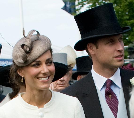 Az eseményen sokak bánatára nem vett részt sem Pippa Middleton, sem pedig Katalin hercegnő szülei.