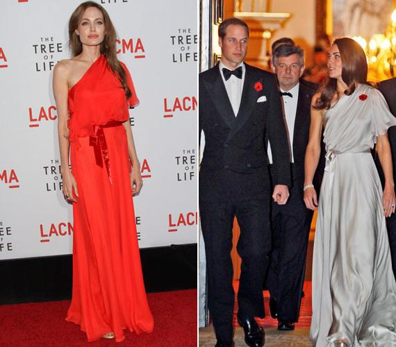 Mert még azt is akaratlanul el tudja érni, hogy jobban nézzen ki, mint Angelina Jolie.