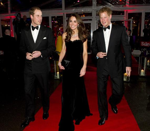 Ők hárman kétségtelenül a királyi család legnépszerűbb tagjai.