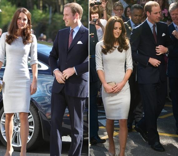 A hercegi pár szándékosan mutatkozik ritkán, csak a számukra fontos eseményeken jelennek meg, nem szeretnének médialátványossággá válni.