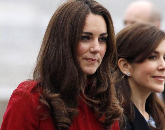 Katalin hercegnő a hivatalos eseményeken a fotósok kedvenc célpontja.