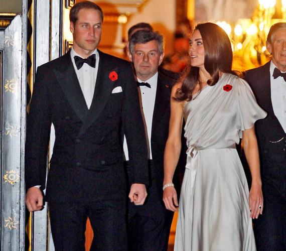 Vilmos és Kate népszerűségét a Diana-Károly pároséhoz hasonlítják.