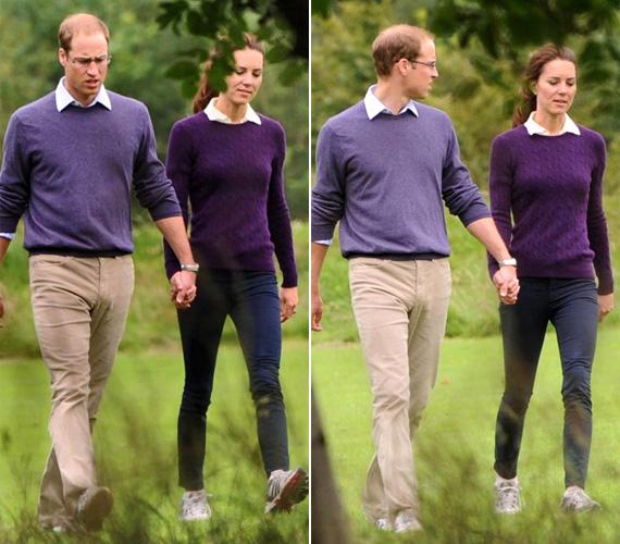 Kate ezúttal nem integetett és nem mosolygott a fotósok lencséjébe, valóban kicsit fáradtnak és rosszkedvűnek tűnt.