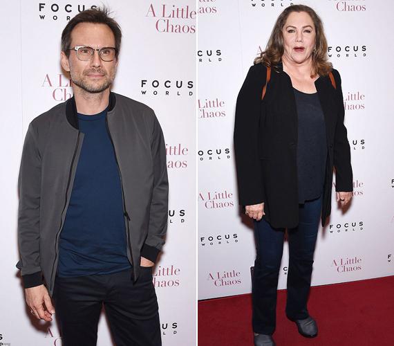 A premieren megjelent a 47 éves Jason Statham és a 60 éves Kathleen Turner is. Utóbbi valamiért úgy gondolta, hogy a hátizsák megfelelő viselet erre az eseményre.