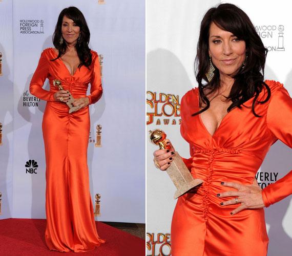 A színésznőt 2011-ben Golden Globe-díjjal jutalmazták a Sons of Anarchy című drámasorozatban nyújtott alakításáért.