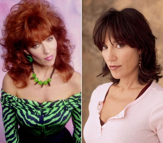 Igaz, több mint 20 év telt el, ám a színésznő még mindig nagyon csinos, máig megőrizte arcának jellegzetes vonásait.