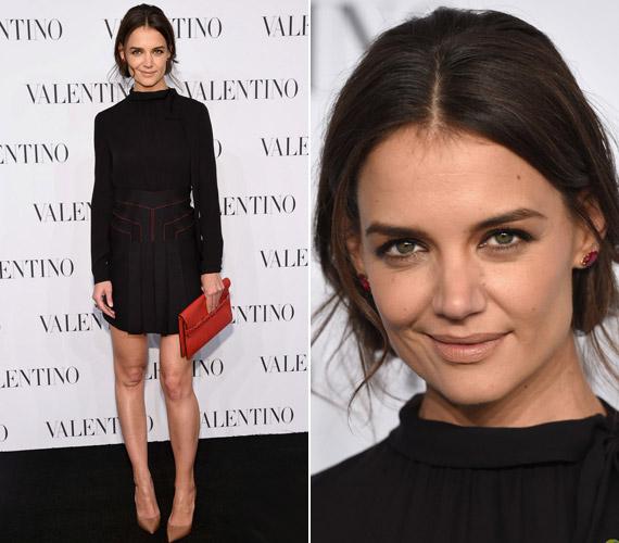 A Valentino Haute Couture divatshow-n is mindenkit levett a lábáról.
