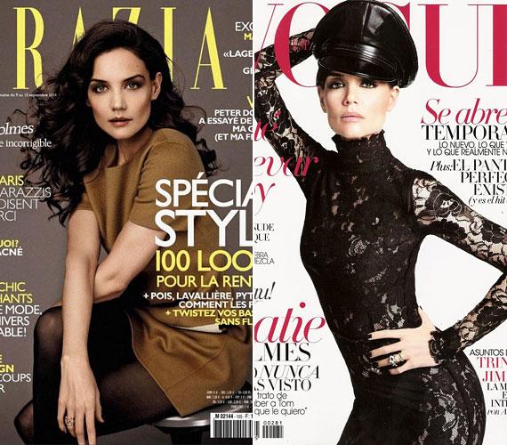 2011-ben is jelentek meg róla dögös címlapfotók, az egyik Vogue-ban például különösen merész szerelésben, tetőtől talpig fekete csipkében és egy lakk-kalapban szerepelt.