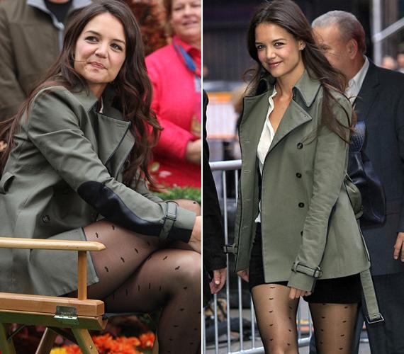 Amikor leült, úgy tűnt, mintha a kabáton kívül nem is viselne mást.
