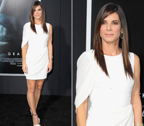 A 49 éves színésznőnek irigylésre méltó alakja van.