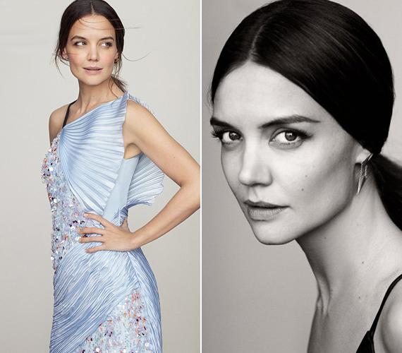 Az Elle magazin számára készített képeken állítólag smink nélkül látható.
