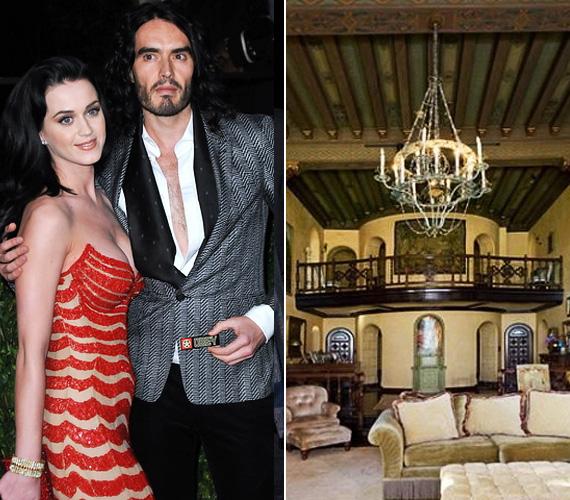 A popénekes és színész párja 2010 októberében házasodtak össze Indiában, közel egy évig keresték a családalapításhoz megfelelő otthont.